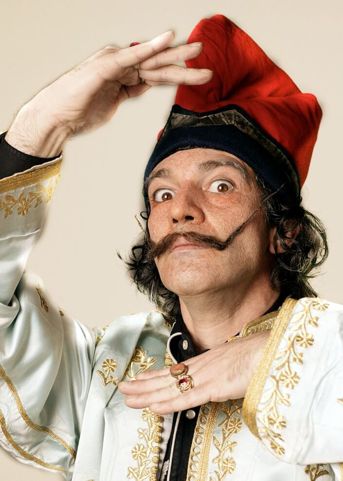 Antonio Banderas as Dali